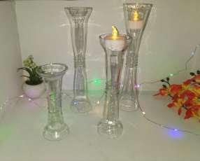 Candelabros y lámparas artesanales