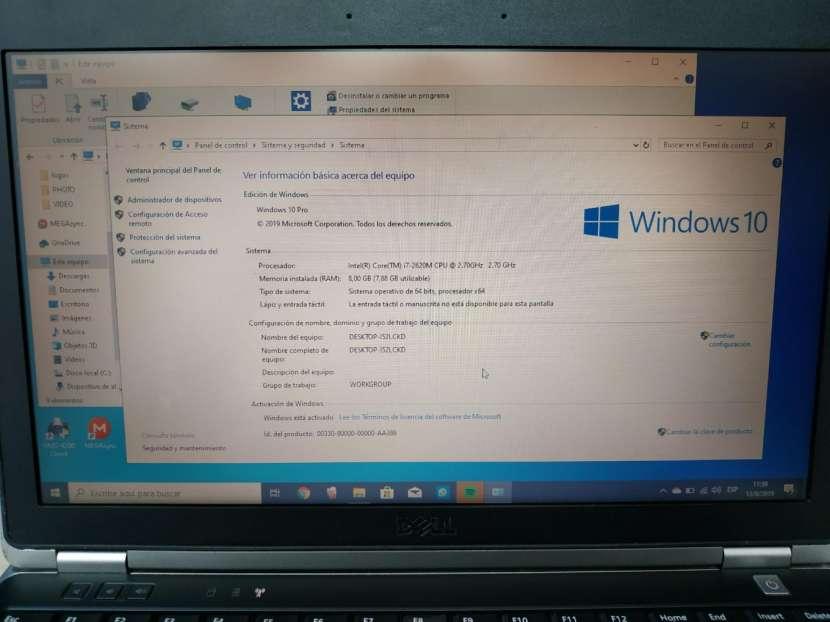 Notebook Dell Latitude E6220 13 pulgadas - 0