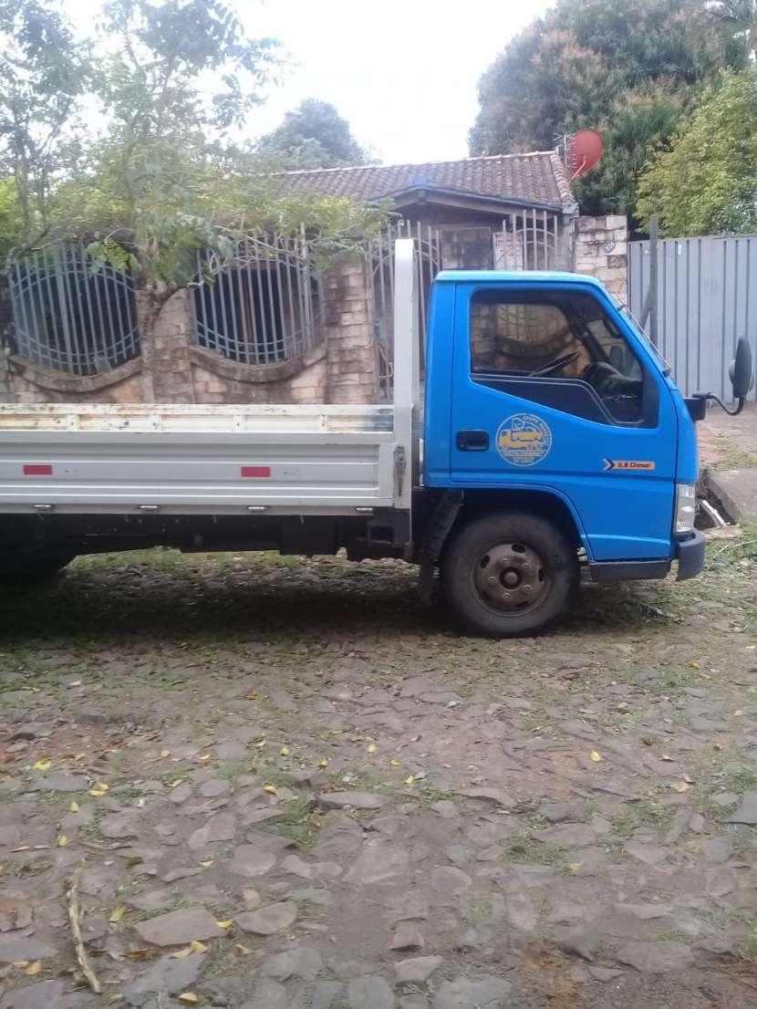 Camión utilitario JMC - 1