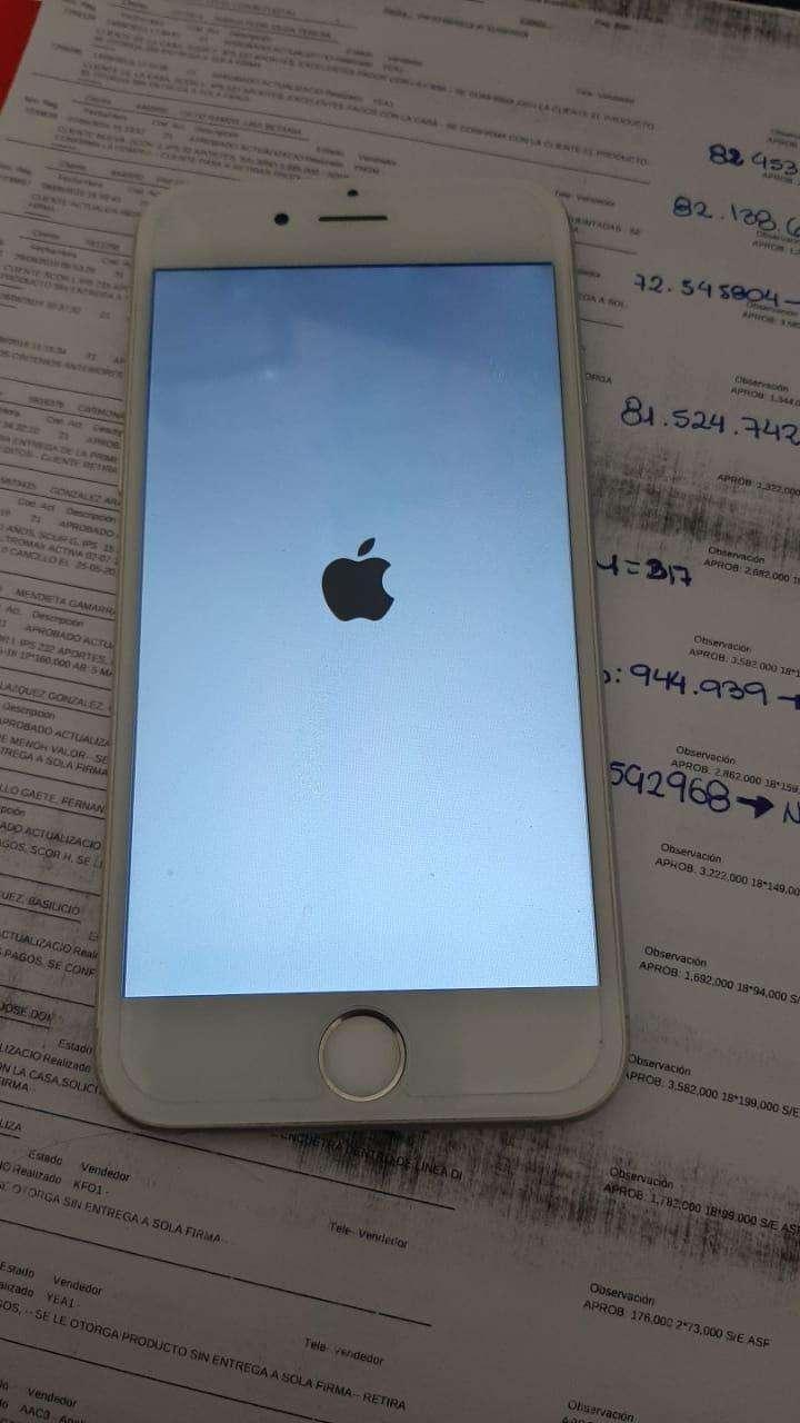 iphone 6 blanco - 1