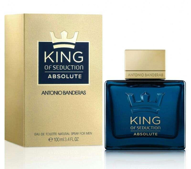 Perfumes Antonio Banderas - 2