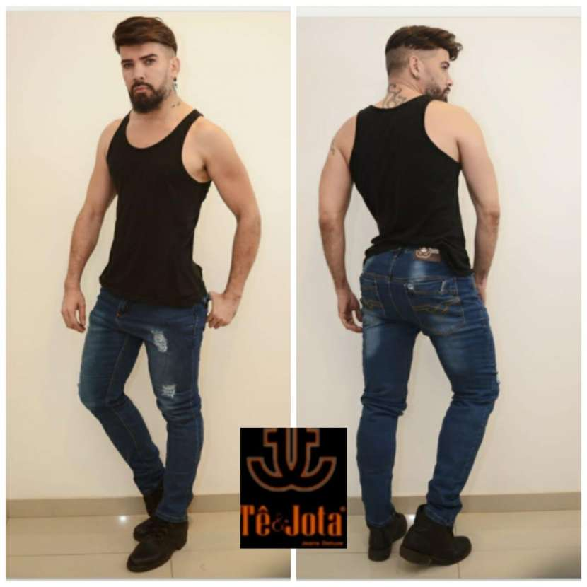 Jeans para caballeros - 6