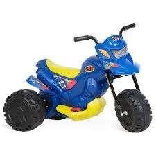 Moto XT3 Azul 6 V. 2700 - 0