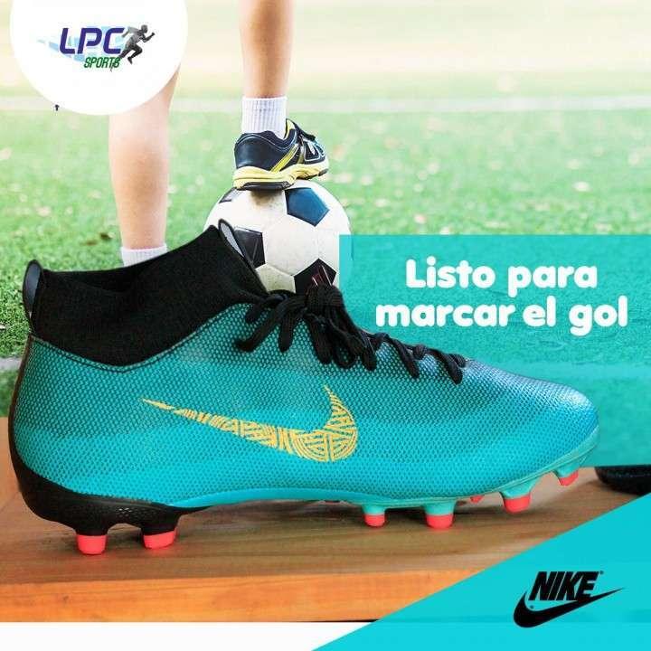 Botín Nike Kids - 0