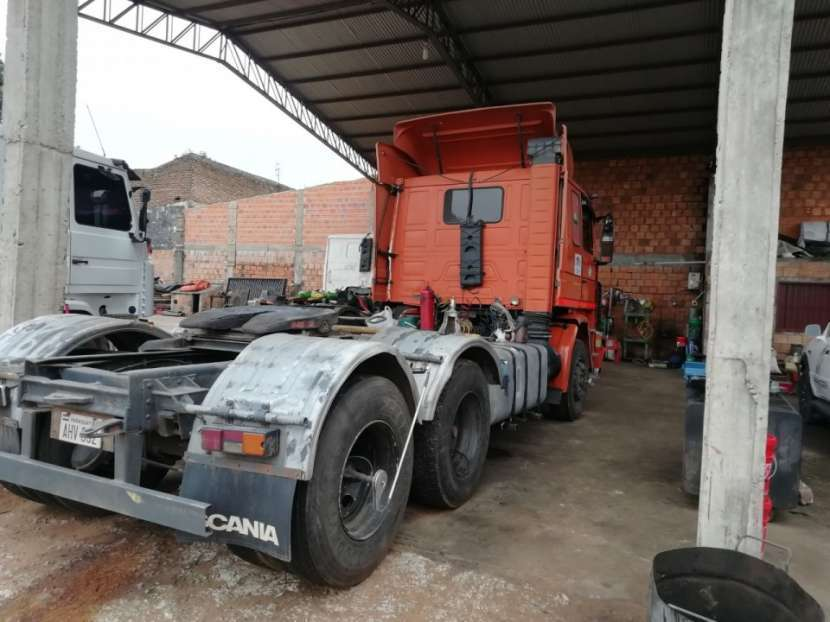 Camión Scania 112 1990 T - 2