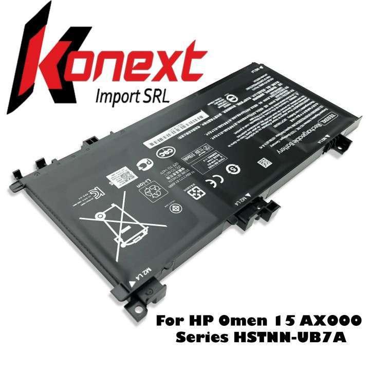 Batería TE03XL HP Omen 15-ax000/ HP Pavilion 15-bc008tx - 4