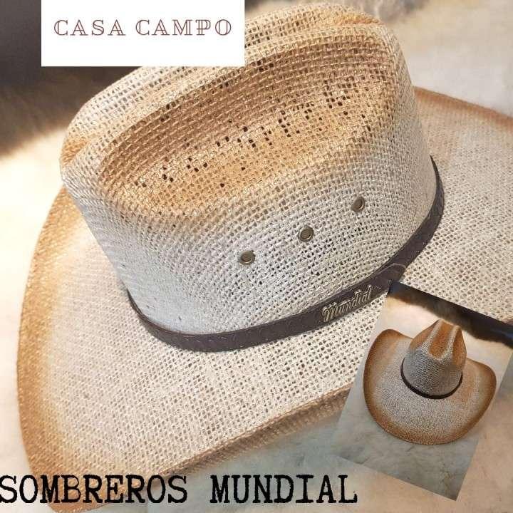 Sombreros y cintos mundial - 5