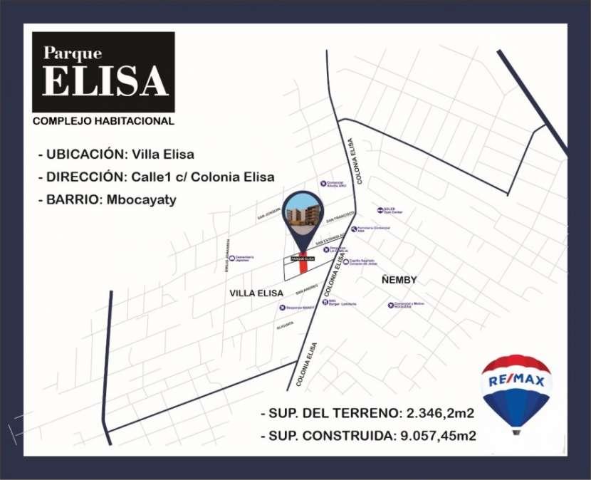 Departamento en Villa Elisa - 6