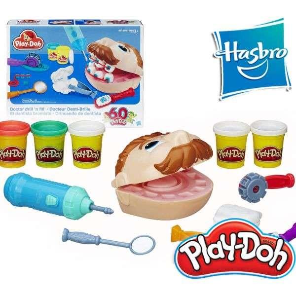 Dentista bromista de Play-Doh de Hasbro - 0