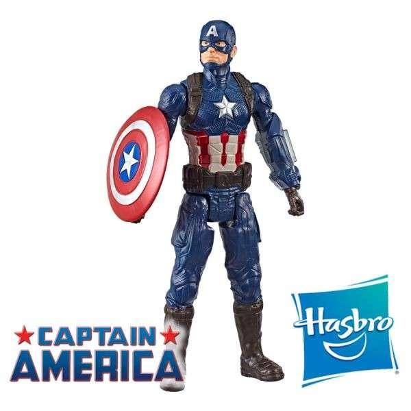 Super Héroes Avengers de Marvel - Hasbro Titan Hero Series - 2