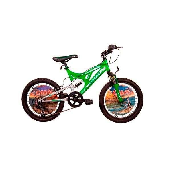 Bicicleta Caloi Profox Aro 24 - 0