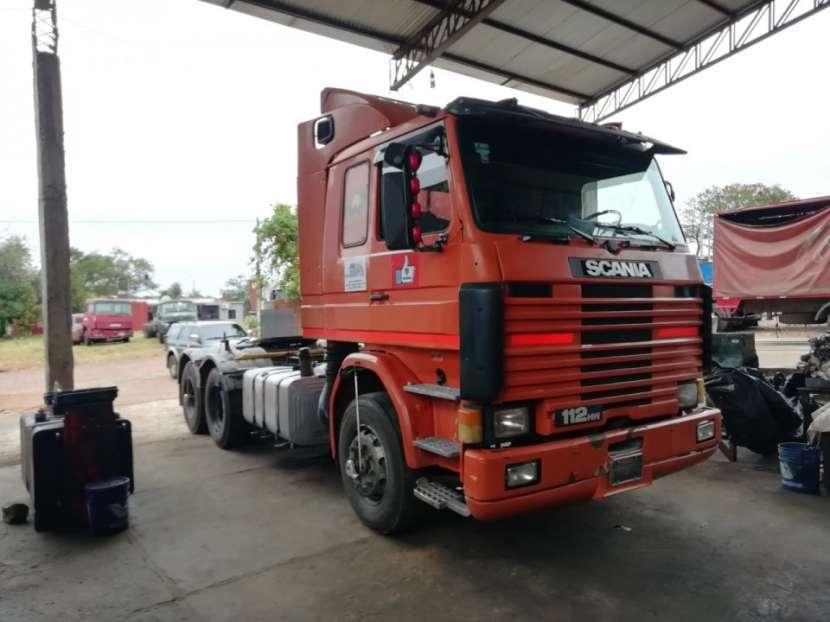 Camión Scania 112 1990 T - 1