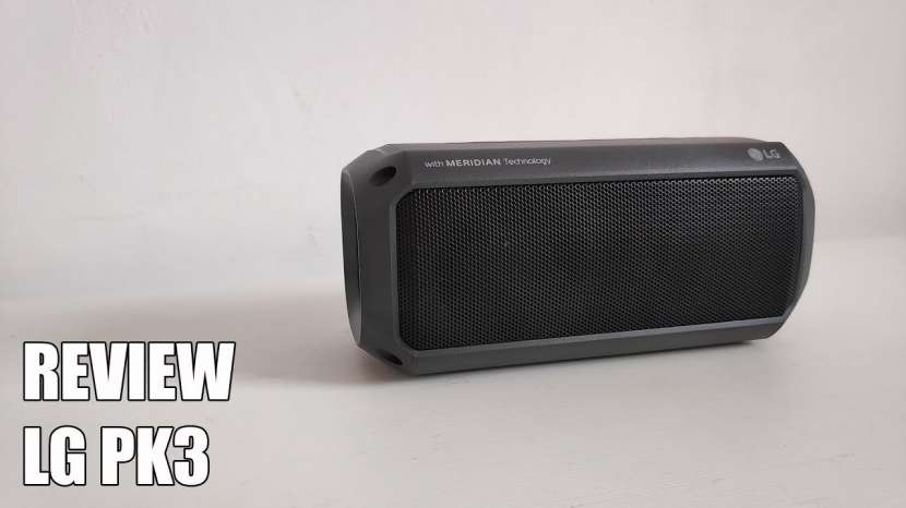 Speaker LG PK3 16W - 0