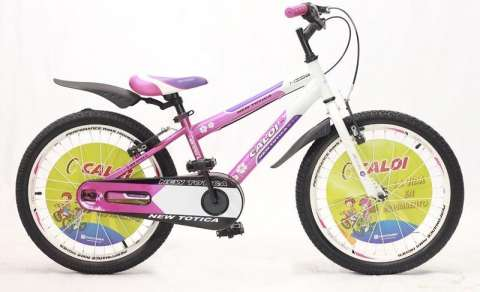 Bicicleta Caloi New Totica 20