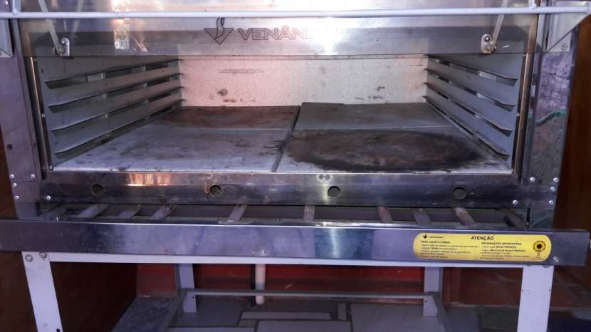 Horno pizzero - 1
