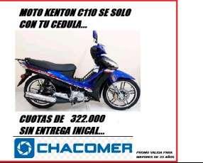 Moto Kenton C110 SE