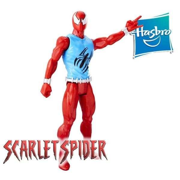Super Héroes Avengers de Marvel - Hasbro Titan Hero Series - 7