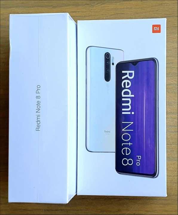 Xiaomi Redmi Note 8 Pro de 128 gb nuevos - 0
