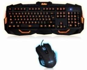 Kit Mouse y Teclado Gamer Power Kolke Pro KTMIG-531