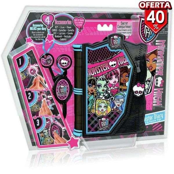 Diario Mágico de Monster High de Intek - 1