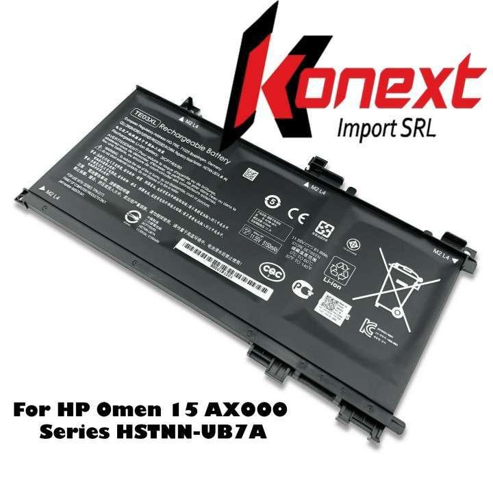 Batería TE03XL HP Omen 15-ax000/ HP Pavilion 15-bc008tx - 2
