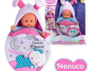 Muñeca Nenuco Saquito de dormir Magico de 25 cm