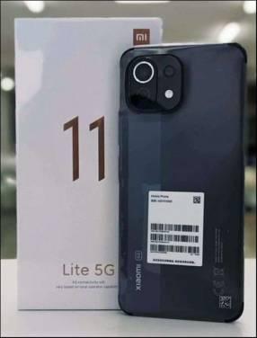 Xiaomi Mi 11 Lite 5G 128 gb nuevos