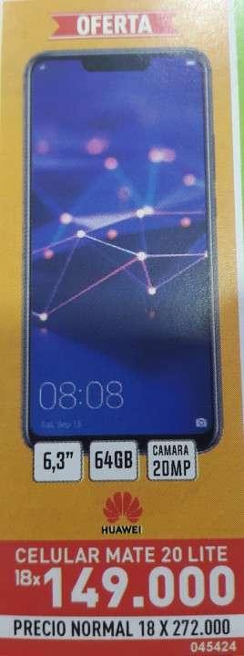 Huawei Mate 20 Lite - 0