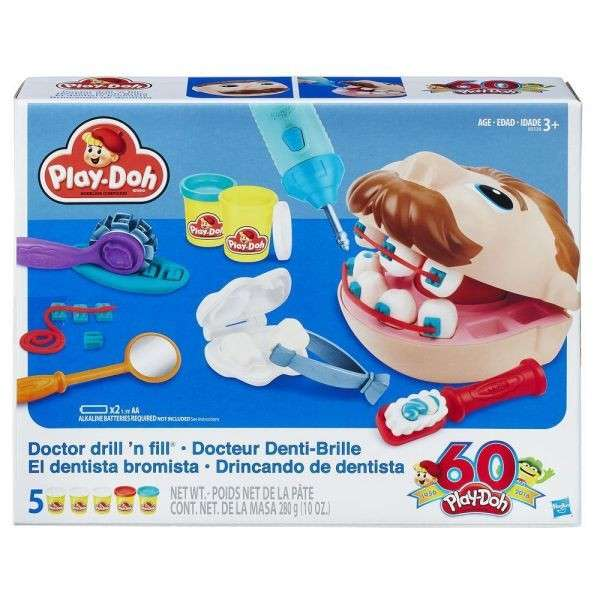 Dentista bromista de Play-Doh de Hasbro - 1