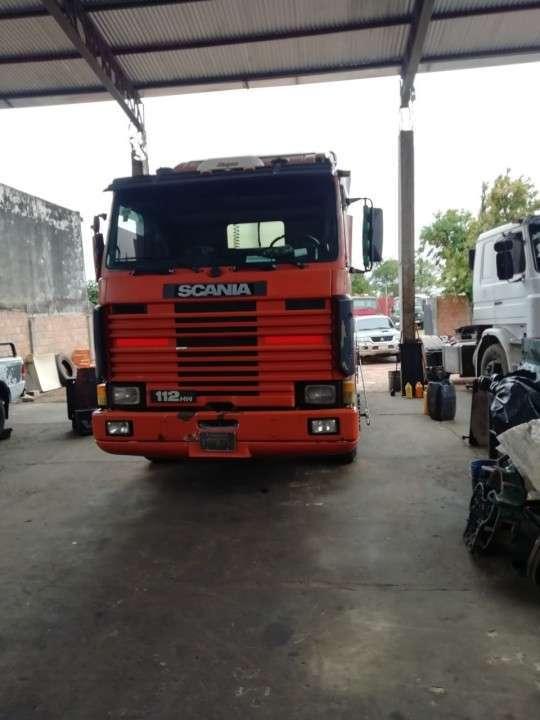Camión Scania 112 1990 T - 0