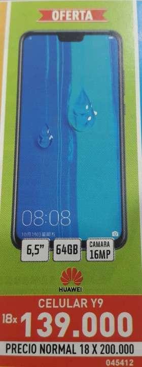 Huawei Y9 - 0