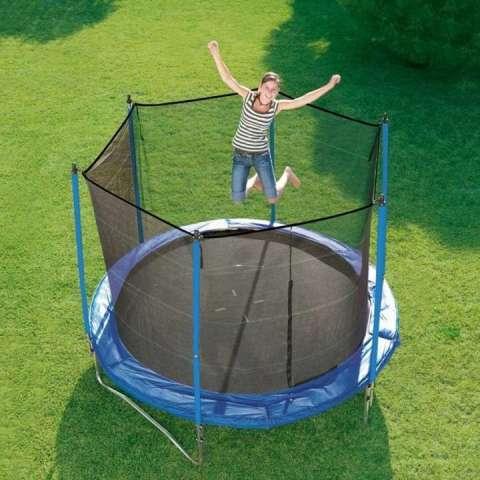 Cama elástica 2.44 M de diámetro
