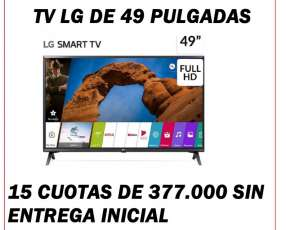 Smart TV de 49 pulgadas