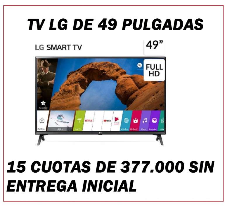 Smart TV de 49 pulgadas - 0