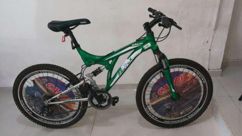 Bicicleta Caloi Profox Aro 24 - 1