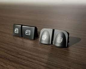 Botones de reparo para comando de levanta vidrio de Mercedes Benz W203