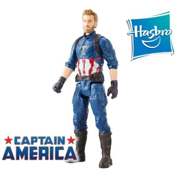 Super Héroes Avengers de Marvel - Hasbro Titan Hero Series - 1