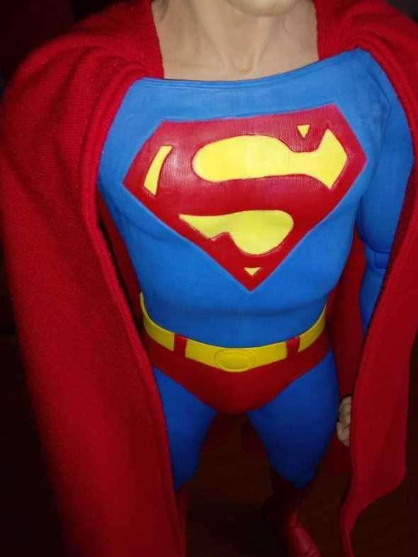 NECA Superman Escala 1/4 - 8