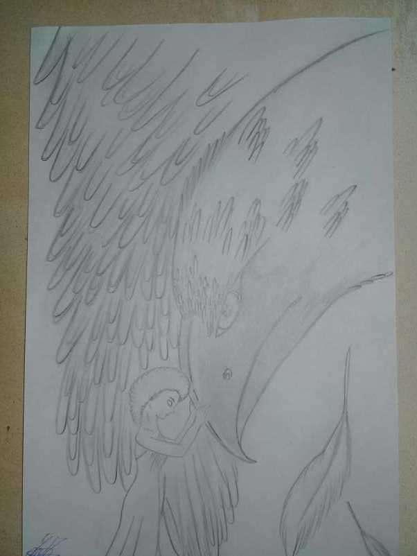 Dibujos hechos a mano - 2