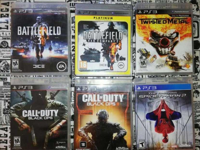 Juegos de PS3 - 0