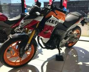 Moto Honda CB 190 R - REPSOL