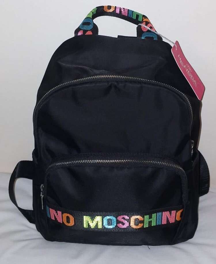 Mochila moschino - 0