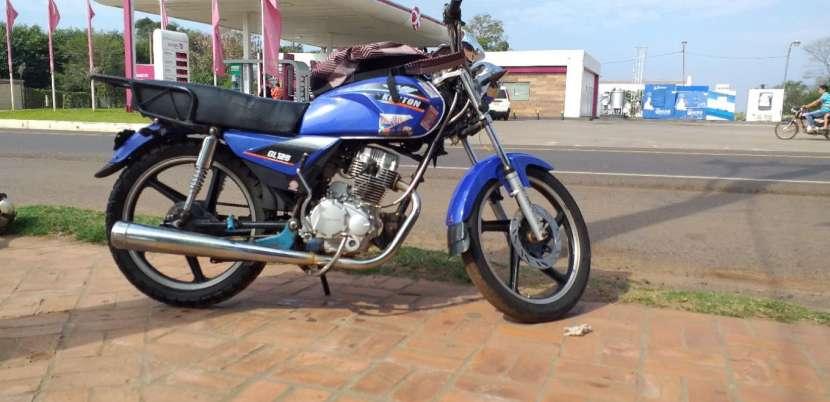 Moto Kenton Gl 125 - 0