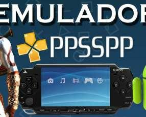 Carga de Juegos PSP para Android