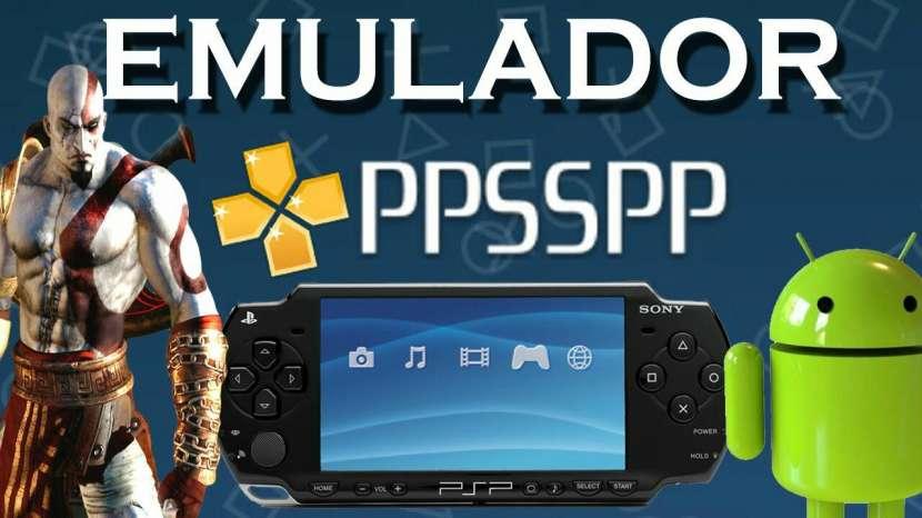 Carga de Juegos PSP para Android - 0