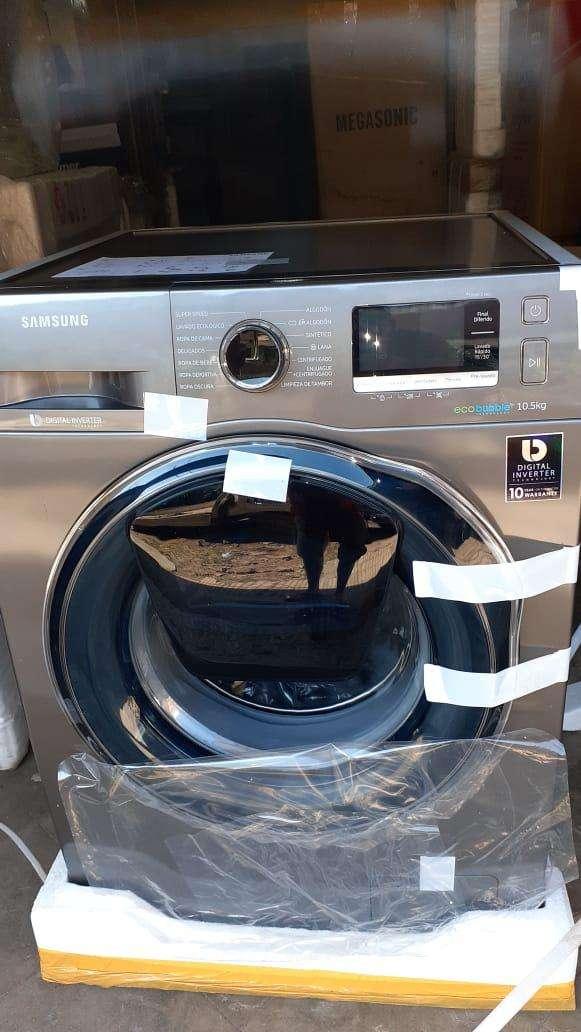 Lavarropas Samsung 10.5 kg - 0