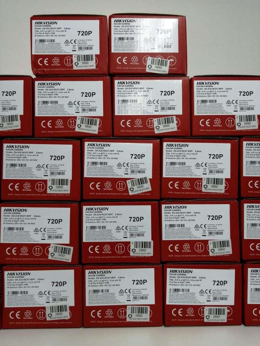 Cámaras de seguridad y accesorios CCTV - 0