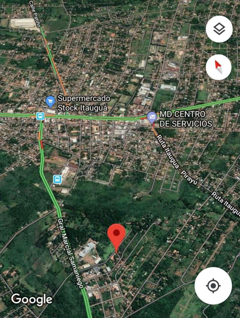 Terreno de 12x30 camino al hospital nacional de Itauguá - 1
