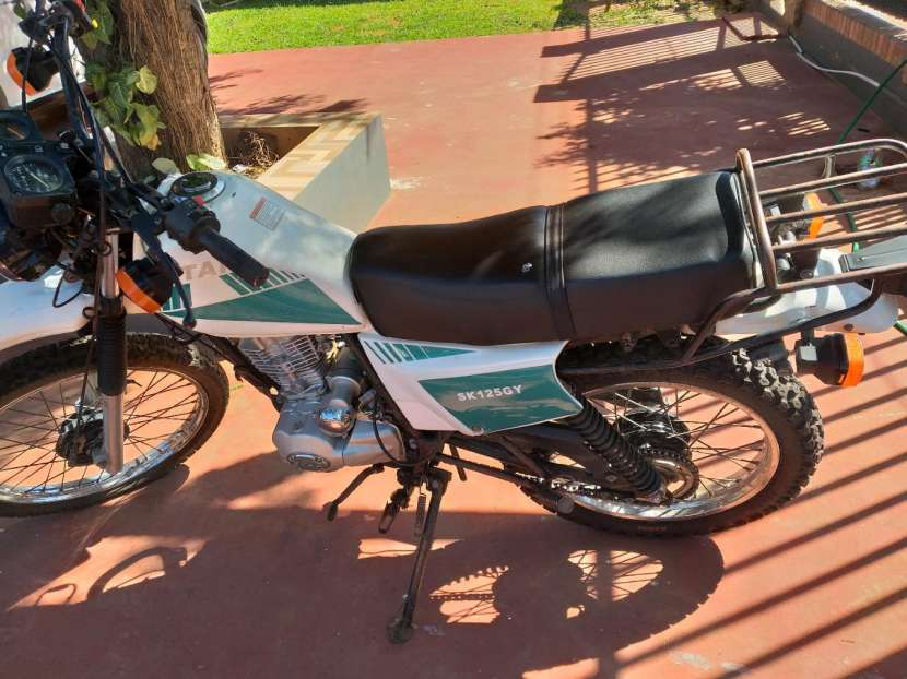 Moto Star - 1