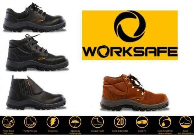 Calzados Worksafe - 3